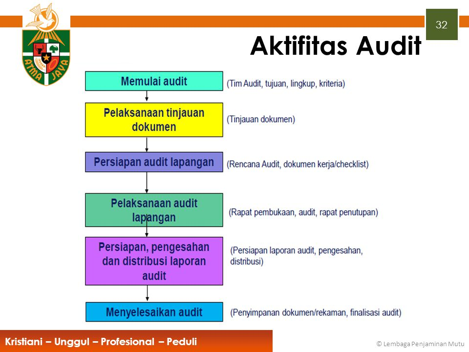 Aktifitas Audit