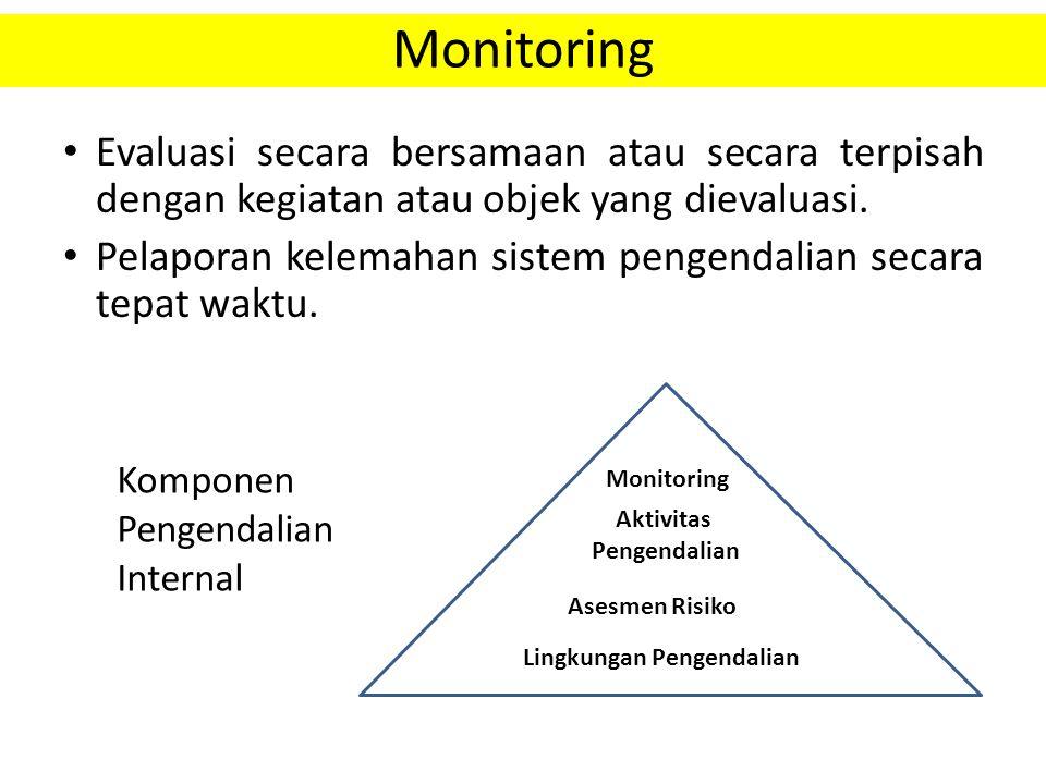 Lingkungan Pengendalian