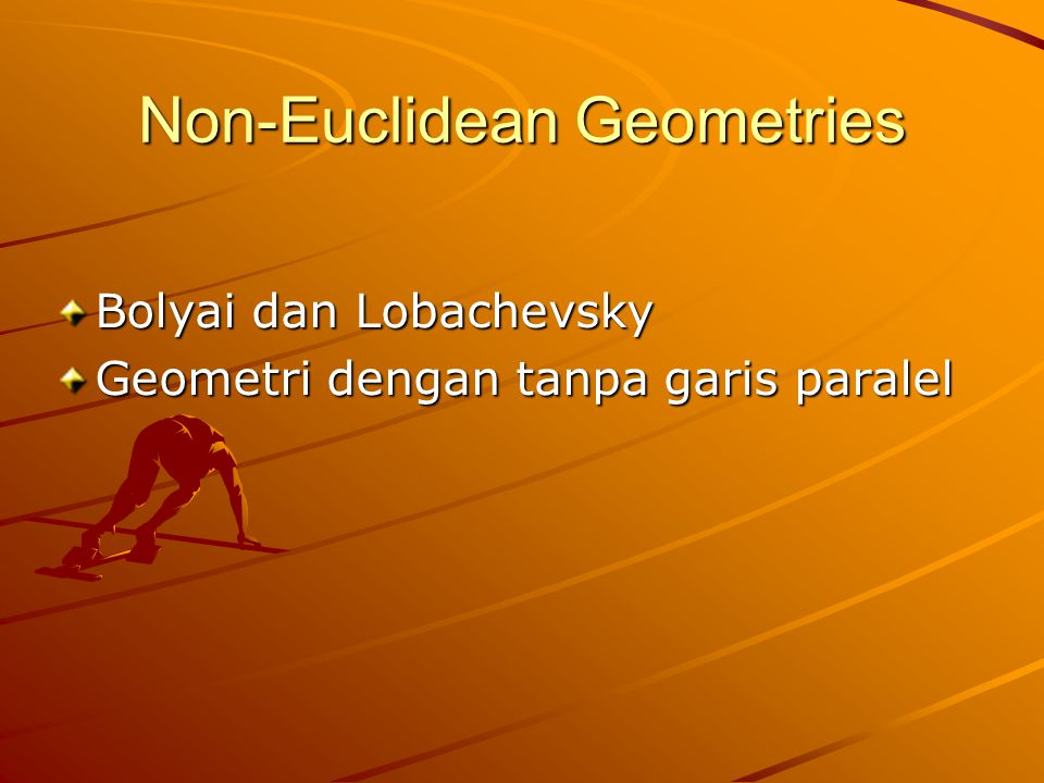 Non-Euclidean Geometries