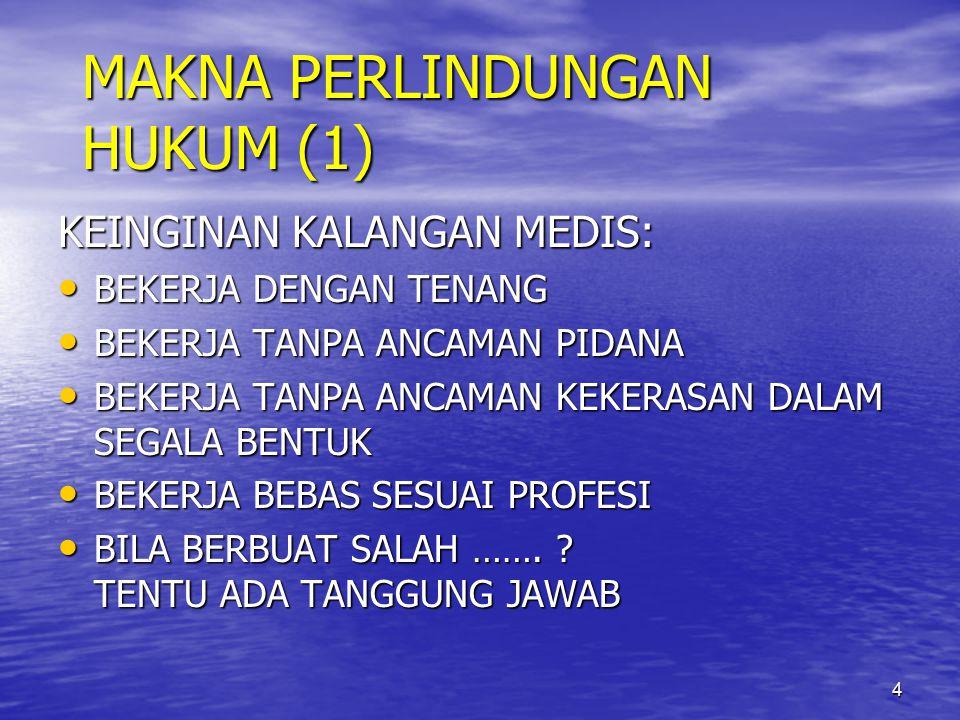 MAKNA PERLINDUNGAN HUKUM (1)