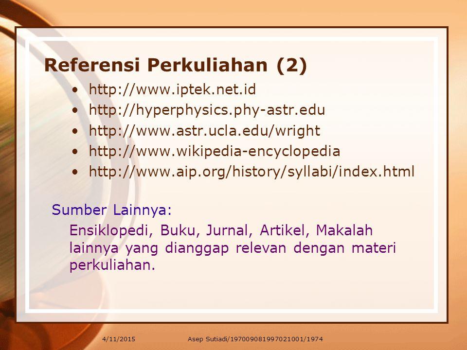 Referensi Perkuliahan (2)