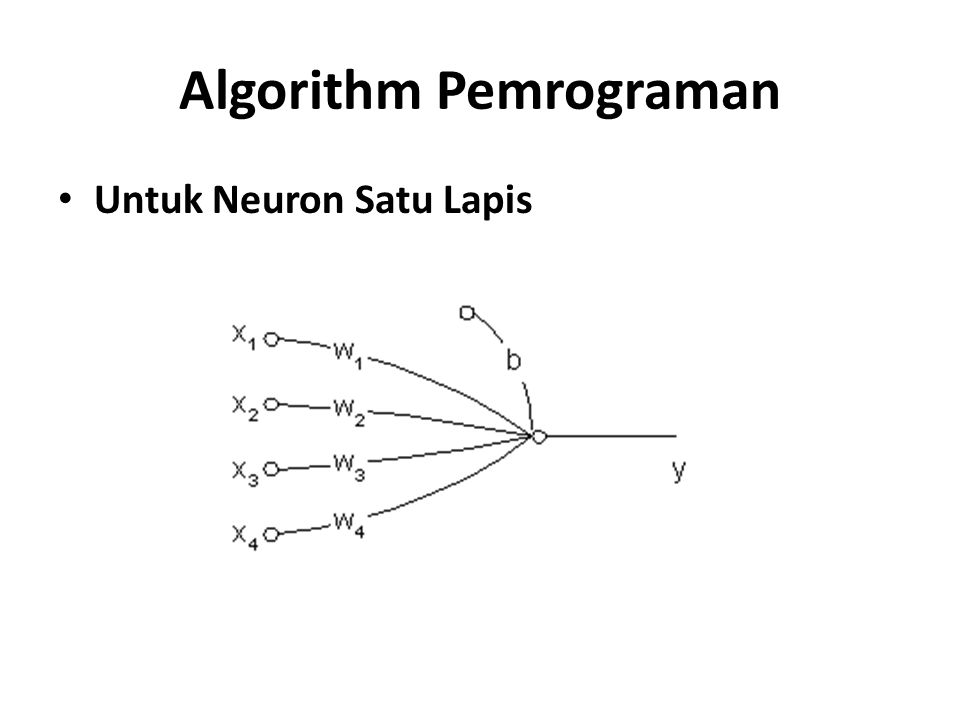 Algorithm Pemrograman