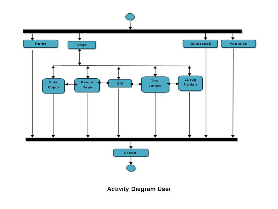 Activity Diagram User