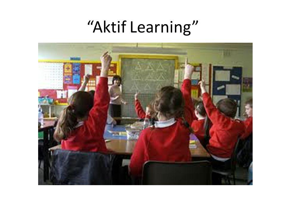 Aktif Learning