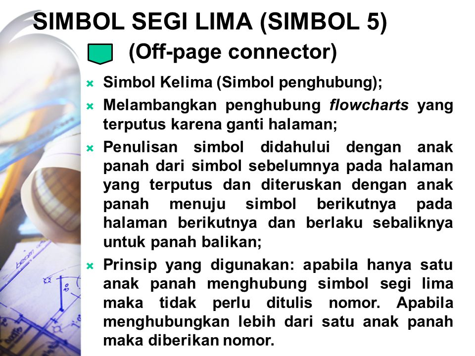 SIMBOL SEGI LIMA (SIMBOL 5)