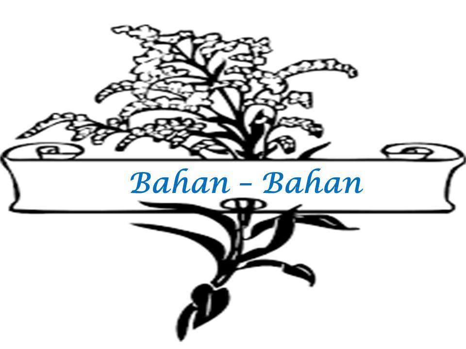 Bahan – Bahan
