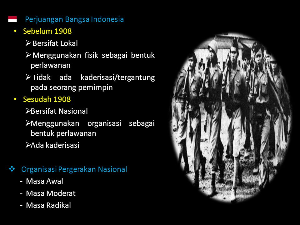 Perjuangan Bangsa Indonesia
