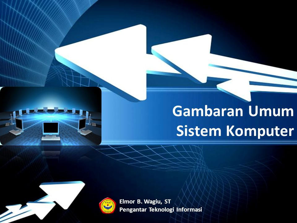 Gambaran Umum Sistem Komputer