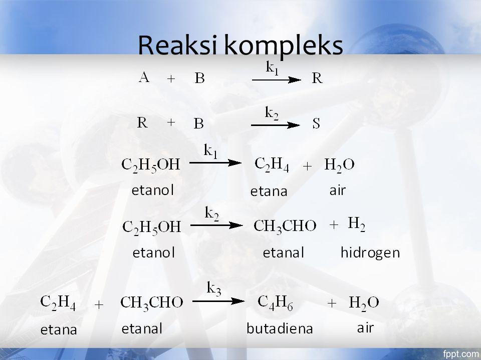 Reaksi kompleks