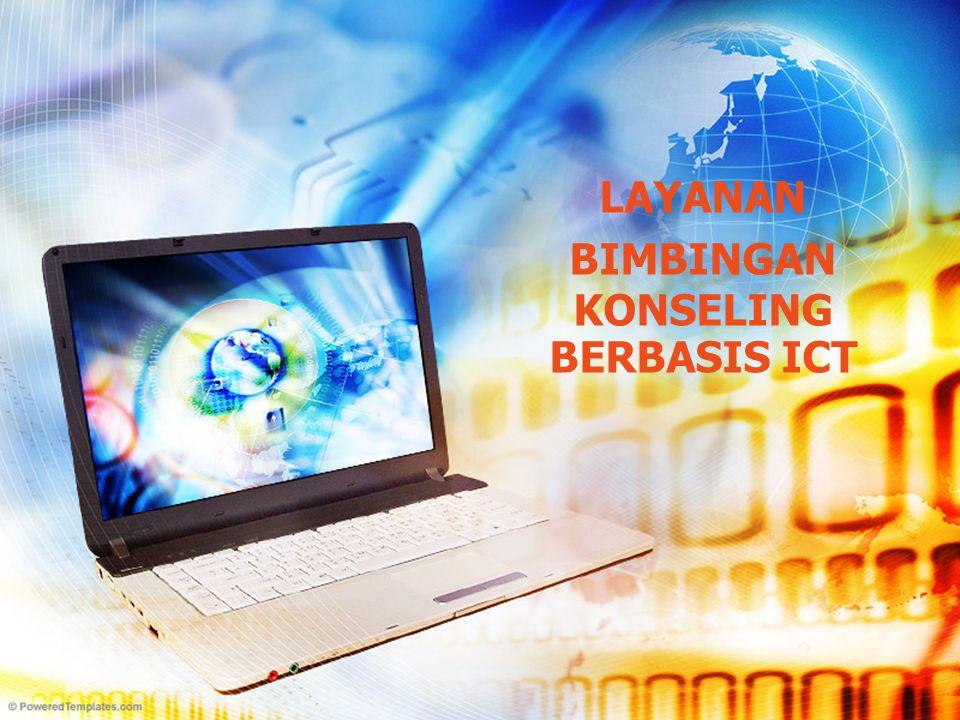 BIMBINGAN KONSELING BERBASIS ICT