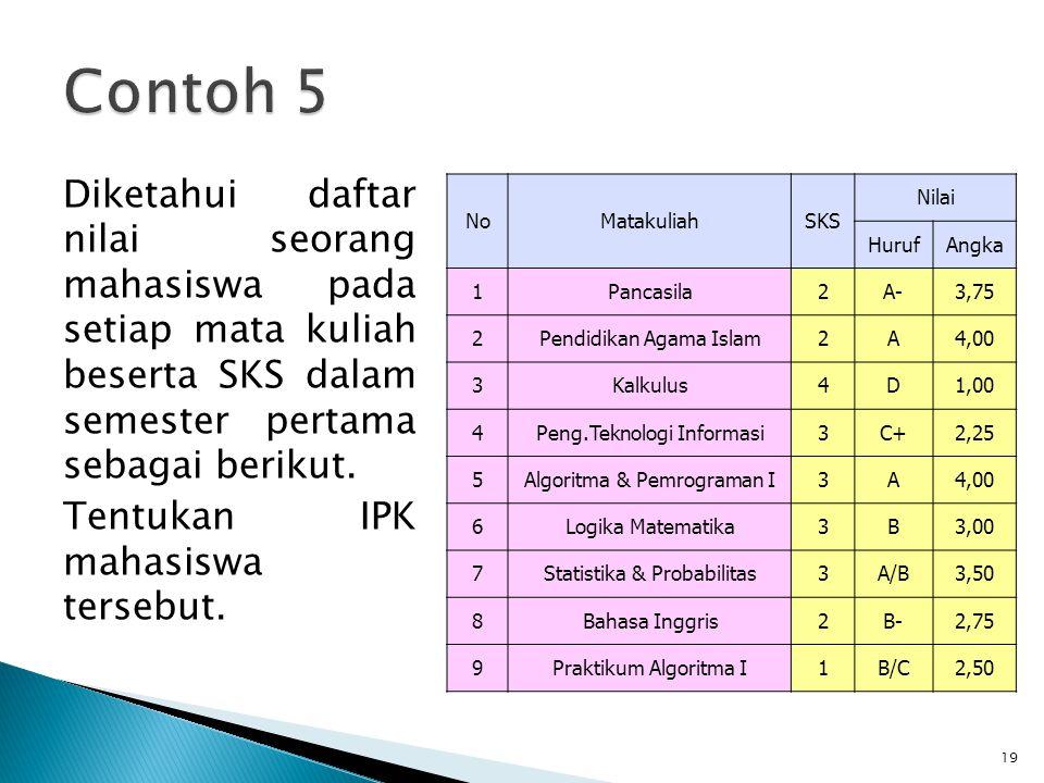 Contoh 5