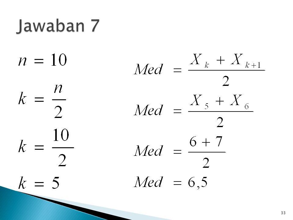 Jawaban 7