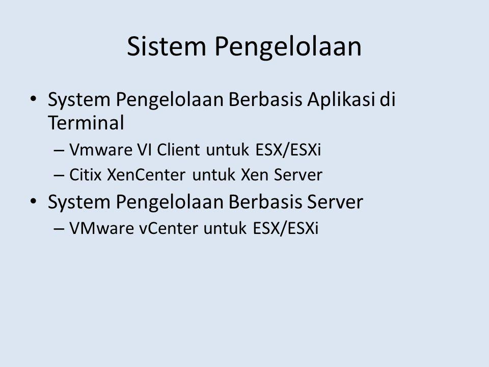 Sistem Pengelolaan System Pengelolaan Berbasis Aplikasi di Terminal