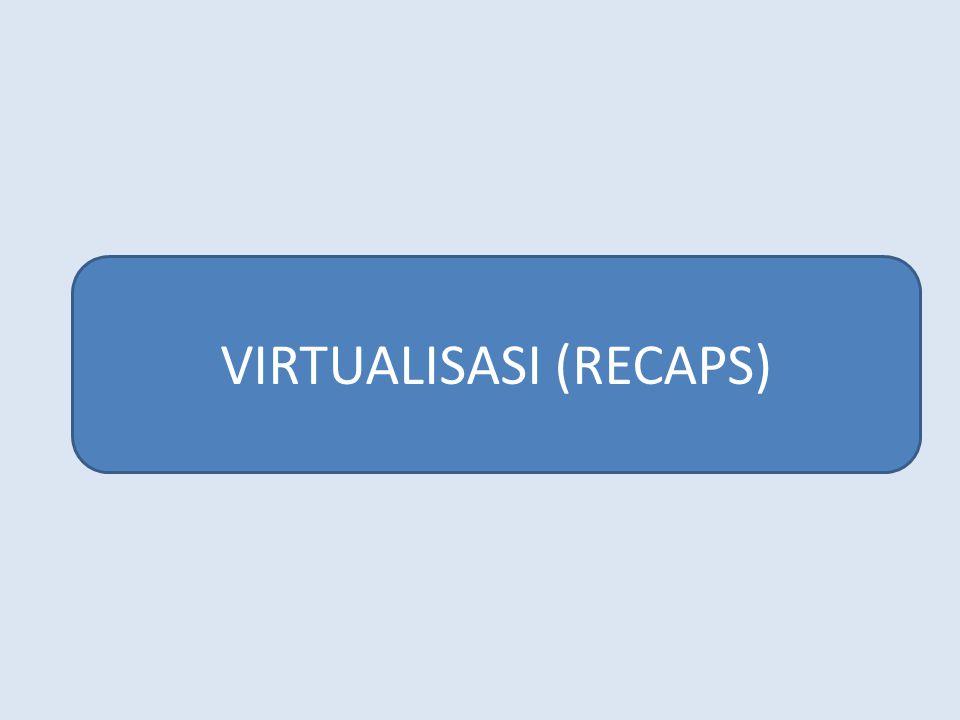 VIRTUALISASI (RECAPS)