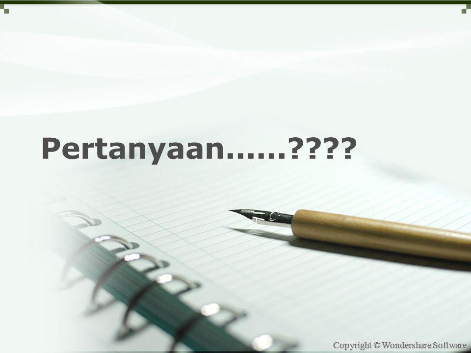 Pertanyaan......