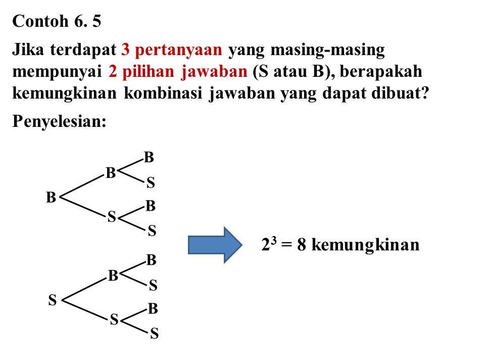 Contoh 6. 5