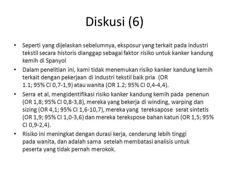 Diskusi (6)