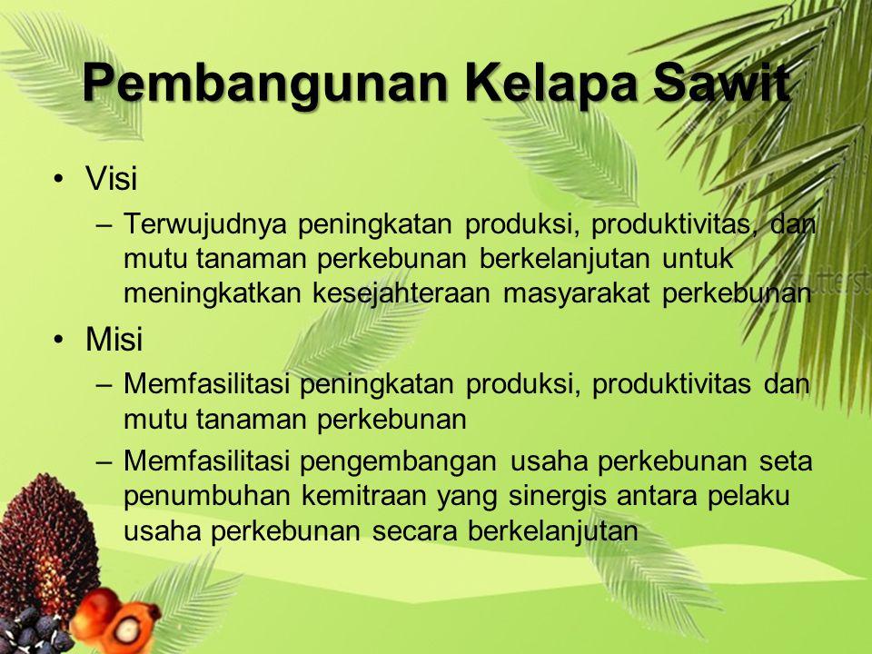 Pembangunan Kelapa Sawit