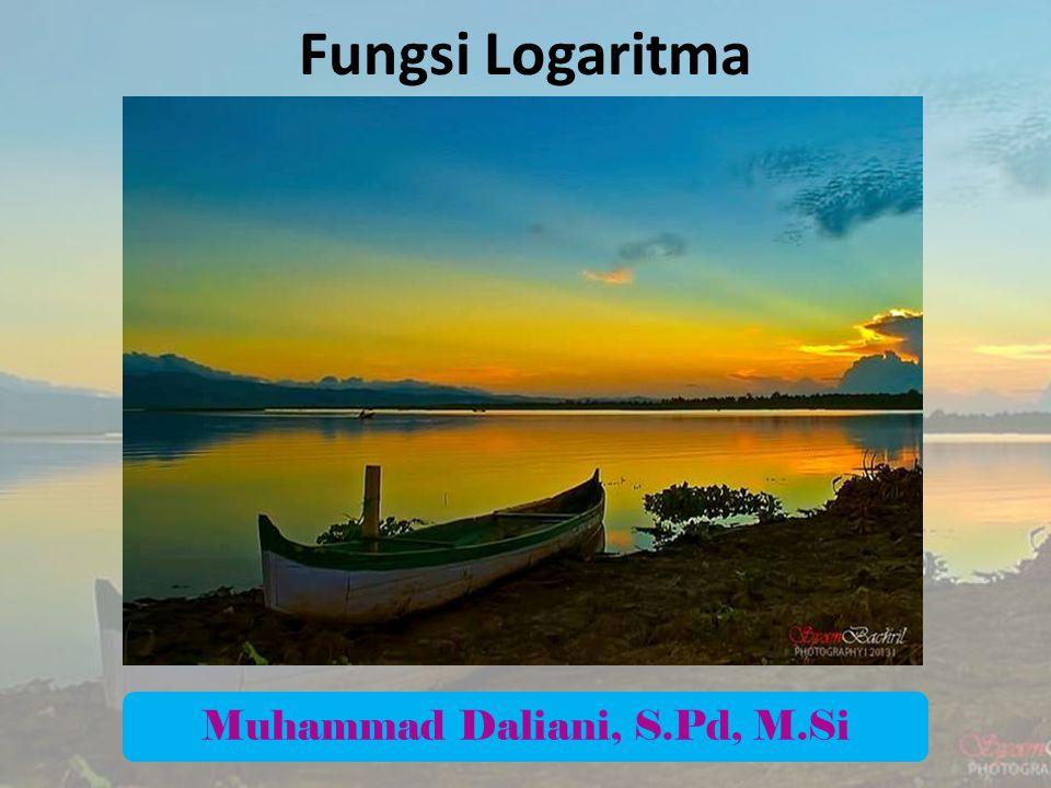 Muhammad Daliani, S.Pd, M.Si