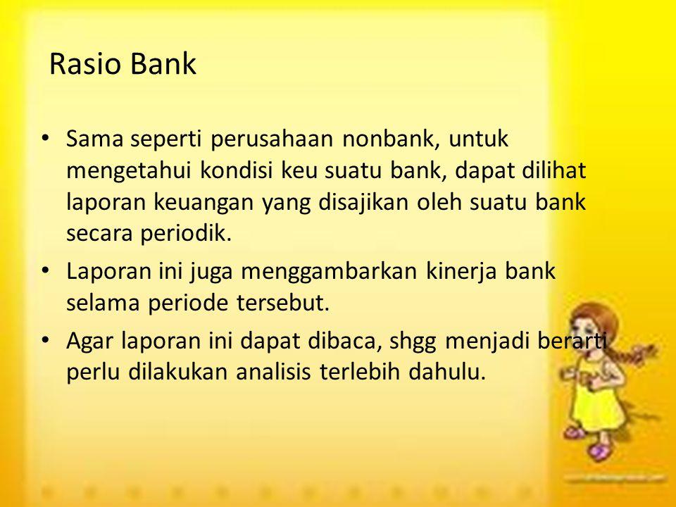 Rasio Bank