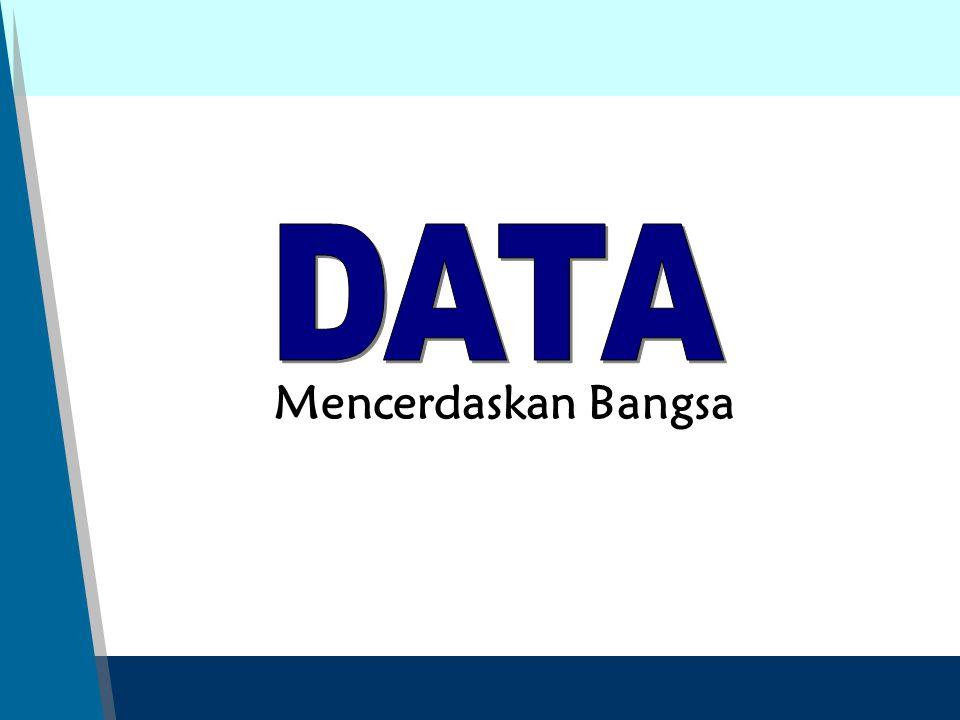 DATA Mencerdaskan Bangsa