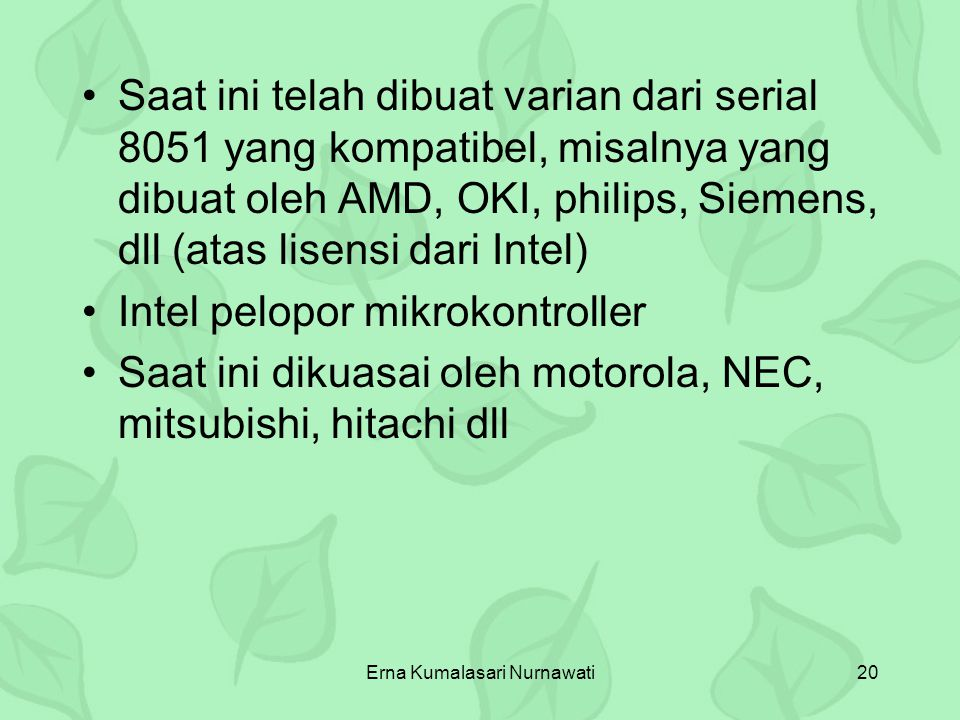 Erna Kumalasari Nurnawati