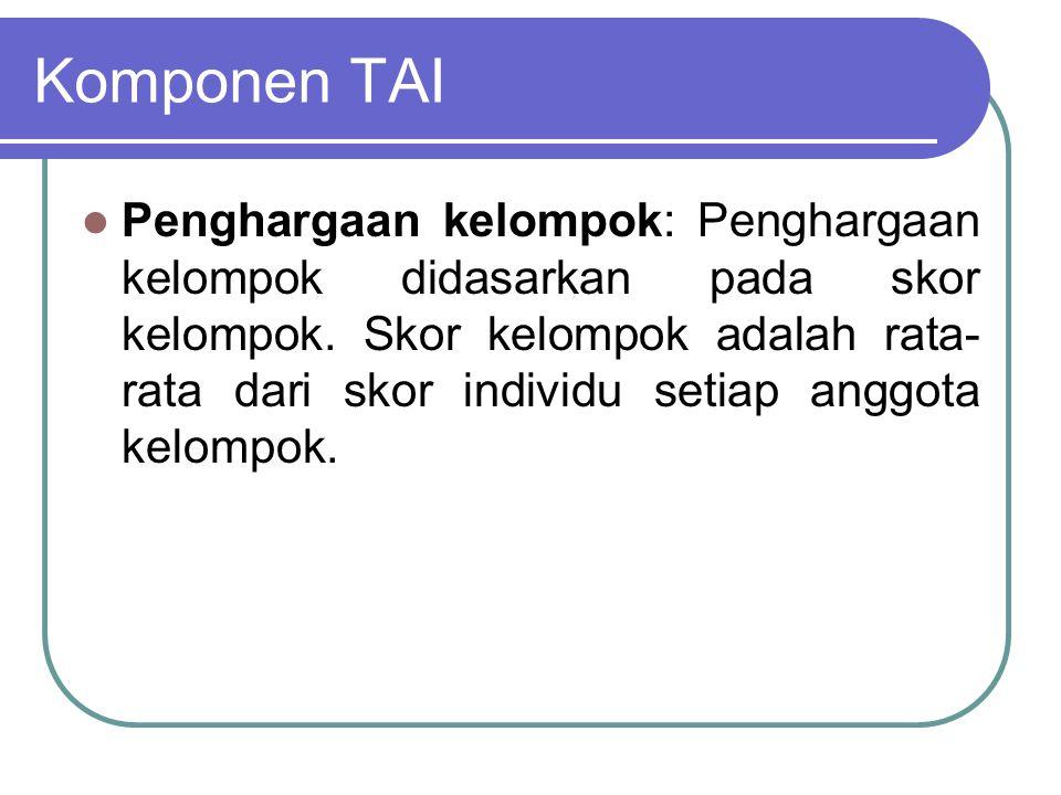 Komponen TAI