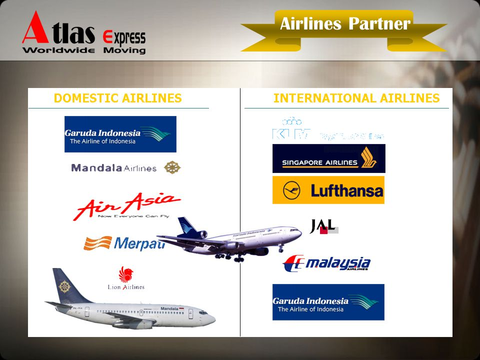 Airlines Partner