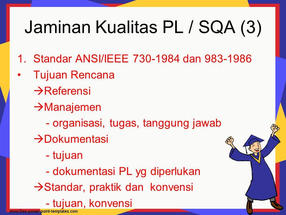Jaminan Kualitas PL / SQA (3)