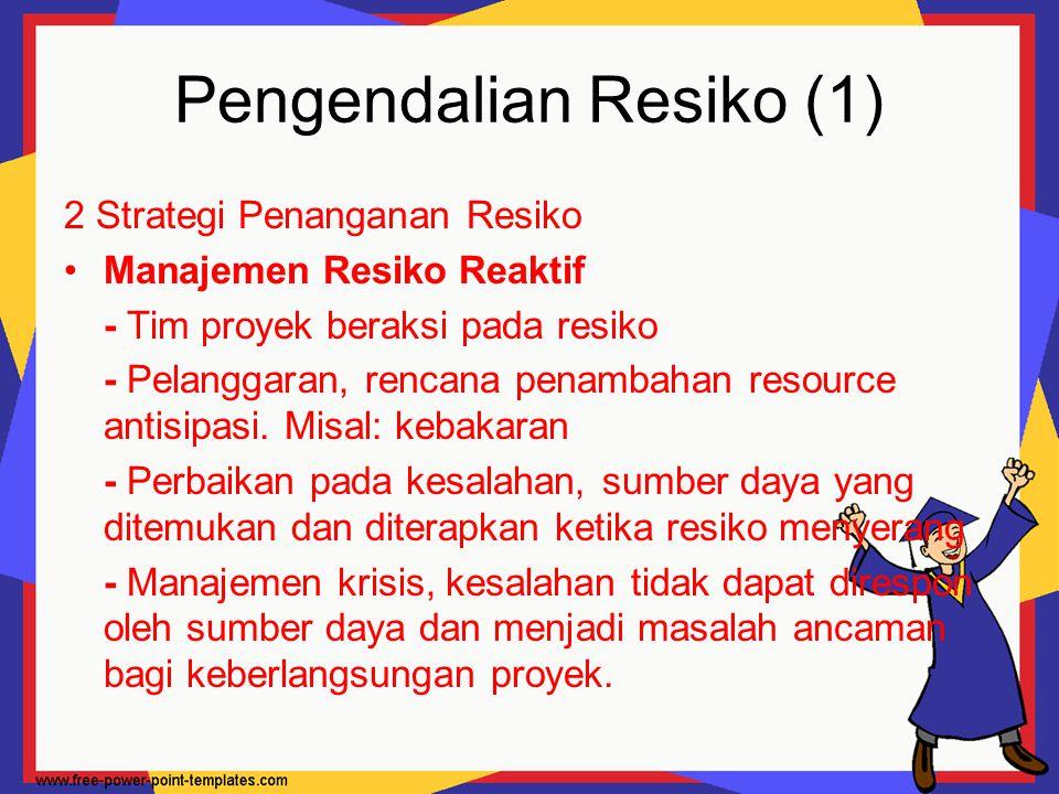 Pengendalian Resiko (1)