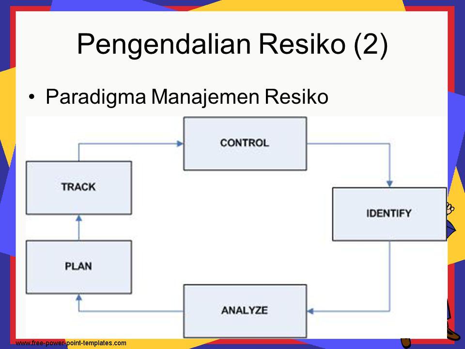 Pengendalian Resiko (2)