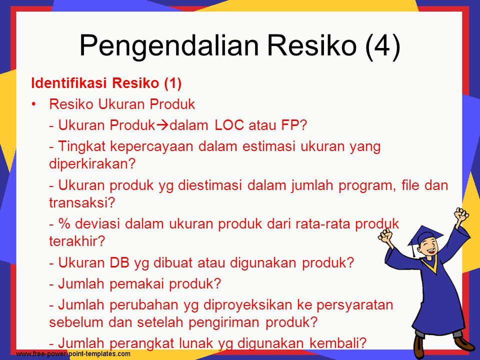 Pengendalian Resiko (4)