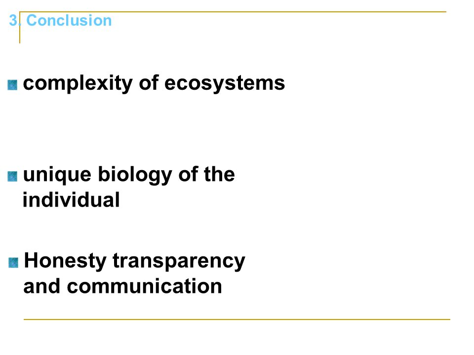 individual and communication complexity of ecosystems
