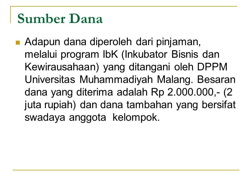 Sumber Dana