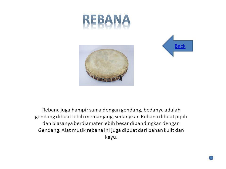 Rebana Back.