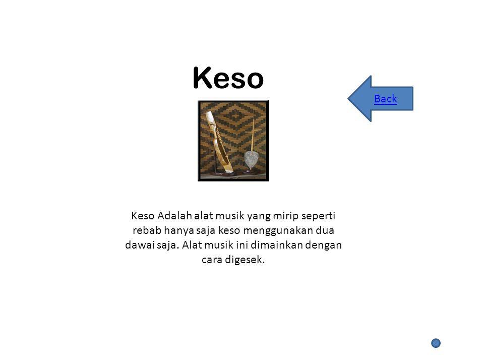 Keso Back.
