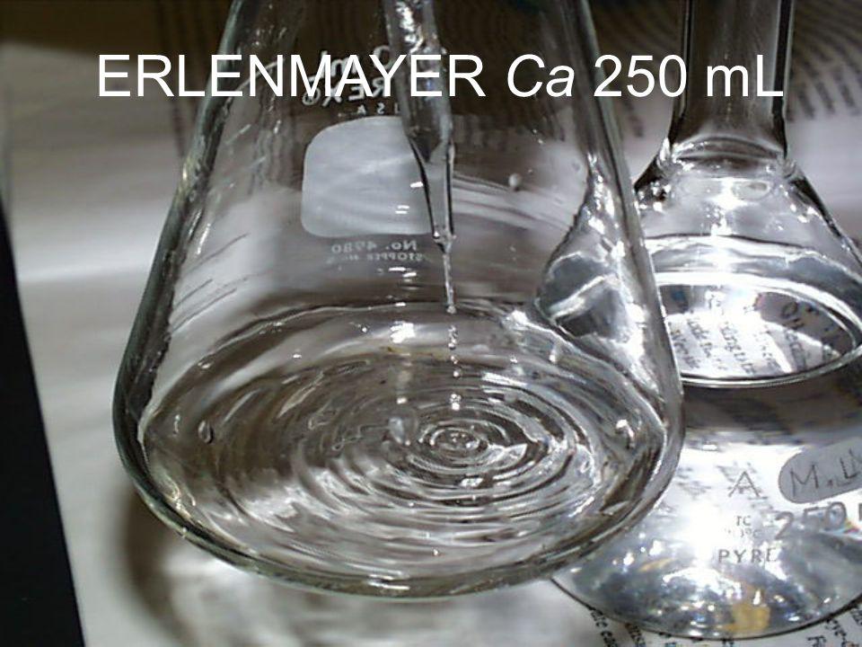 ERLENMAYER Ca 250 mL