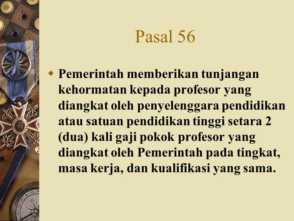 Pasal 56