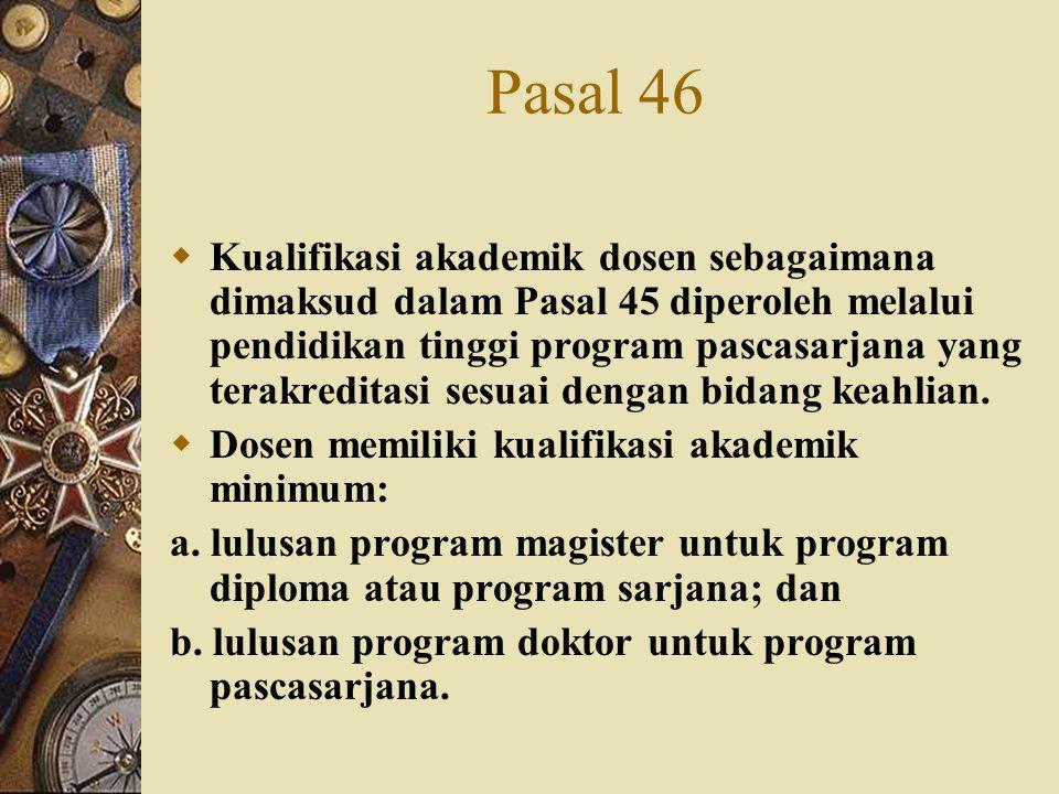 Pasal 46