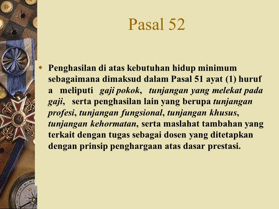 Pasal 52