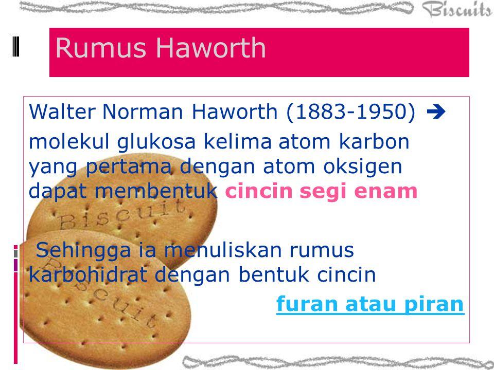 Rumus Haworth