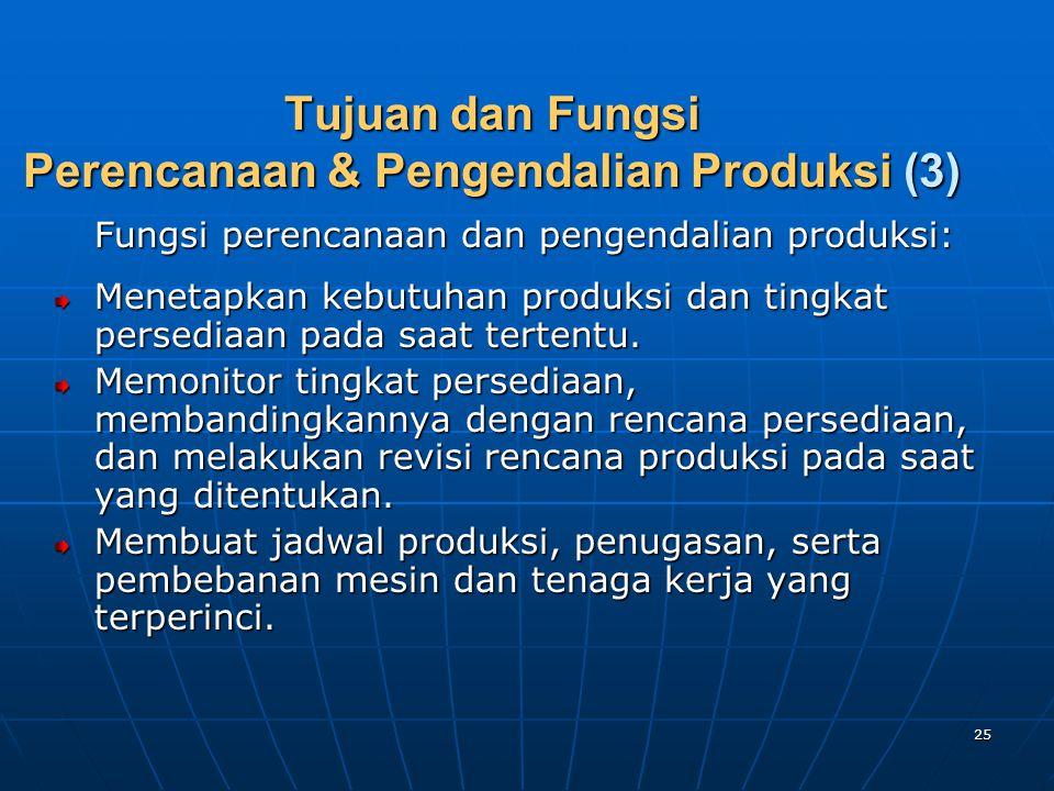 Tujuan dan Fungsi Perencanaan & Pengendalian Produksi (3)
