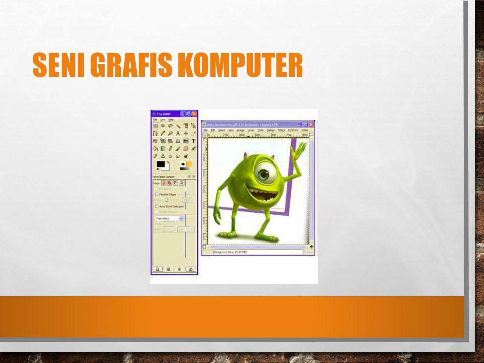 Seni Grafis komputer
