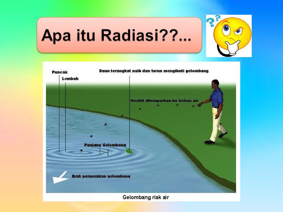 Apa itu Radiasi ...