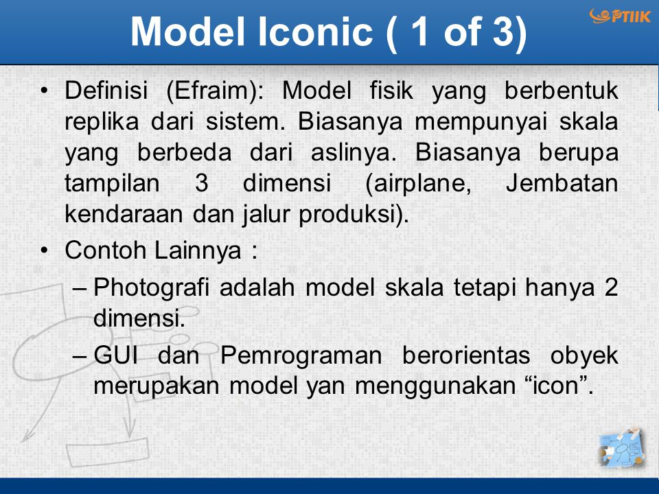Model Iconic ( 1 of 3)