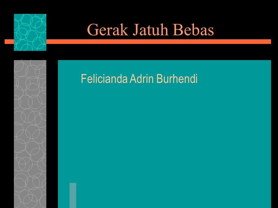 Felicianda Adrin Burhendi
