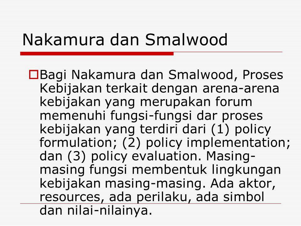 Nakamura dan Smalwood