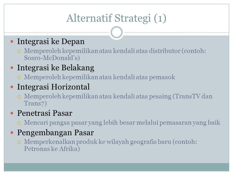 Alternatif Strategi (1)