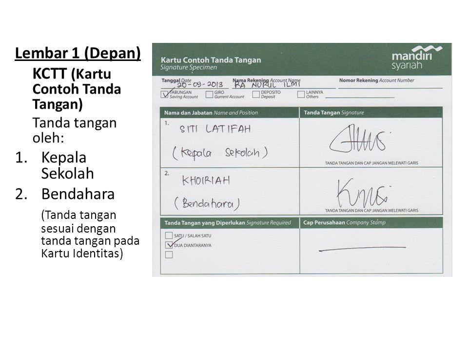 KCTT (Kartu Contoh Tanda Tangan)