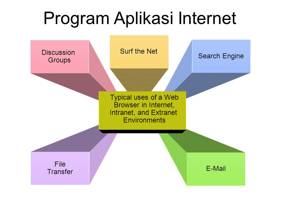 Program Aplikasi Internet